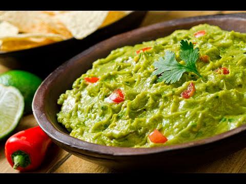 2 formas diferentes de hacer guacamole casero facil y rapido