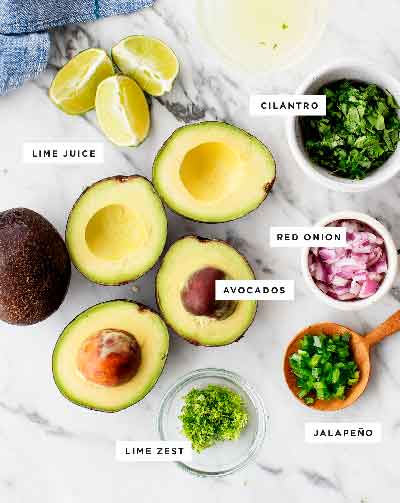 Ingredientes-para-como-preparar-la-receta-de-guacamole-thermomix-casera